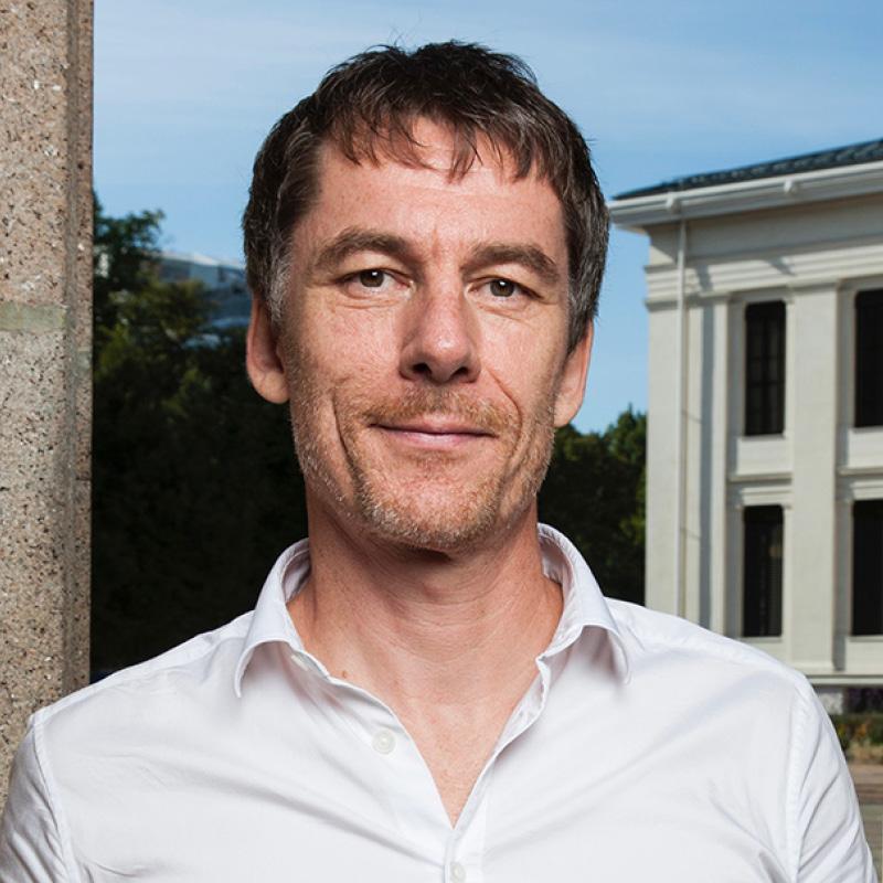 photograph of Daniel Naurin