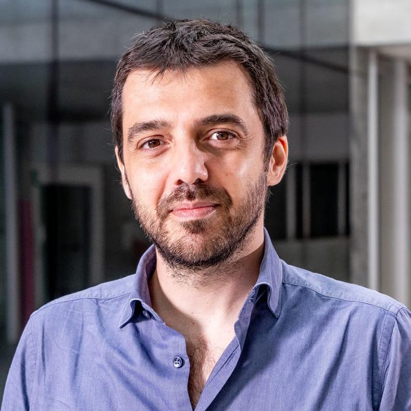 photograph of Alessandro Romano