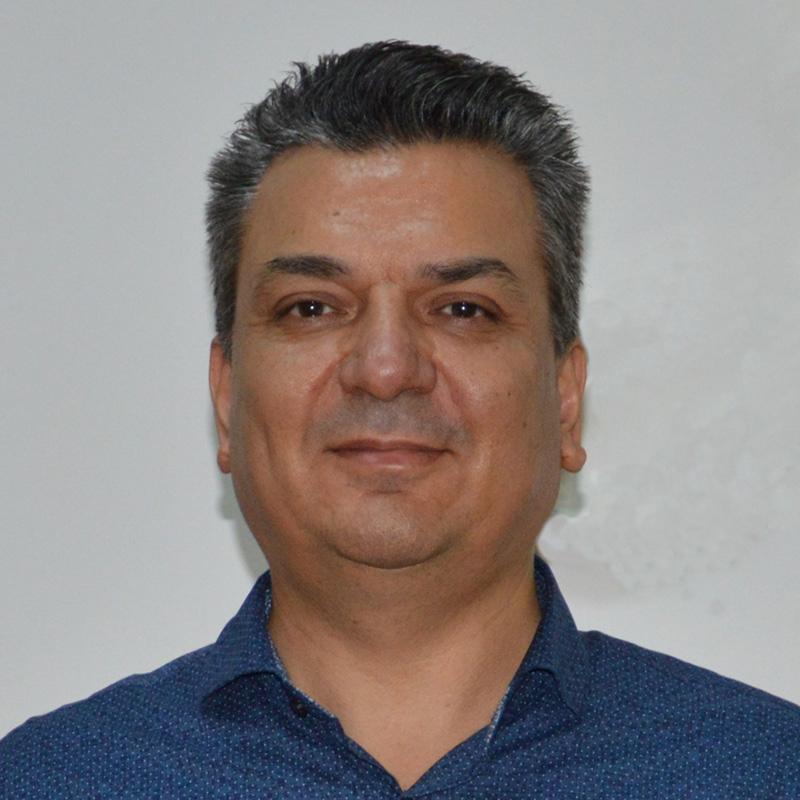 photograph of Mehmet Bardakçı