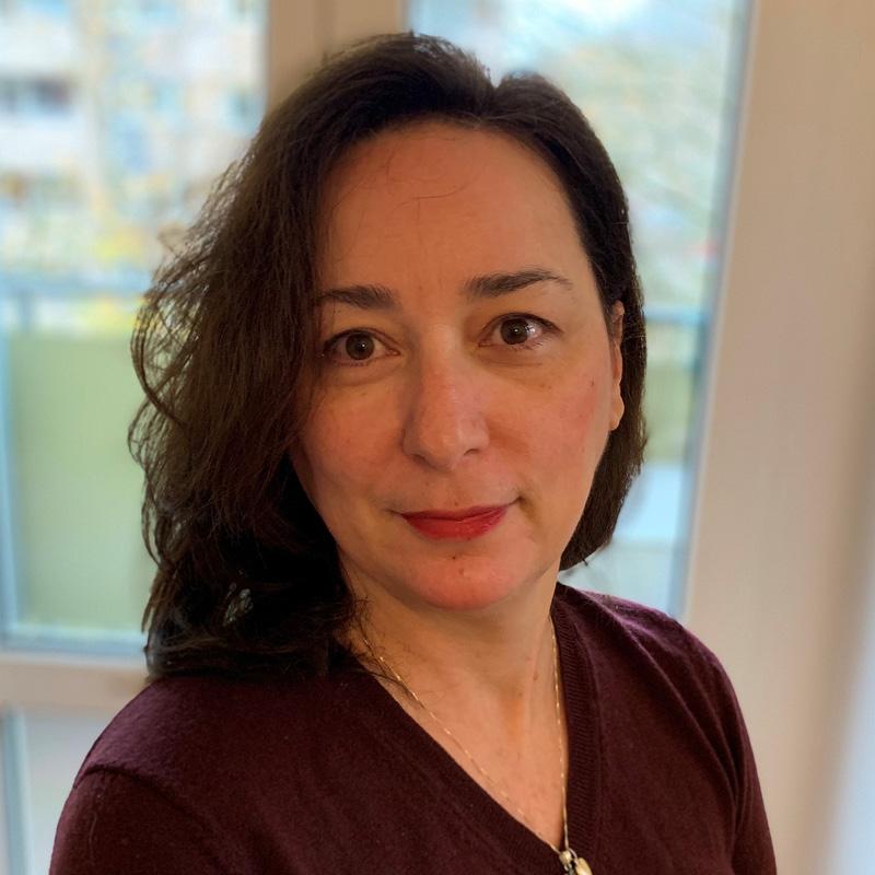 photograph of Engjellushe Morina