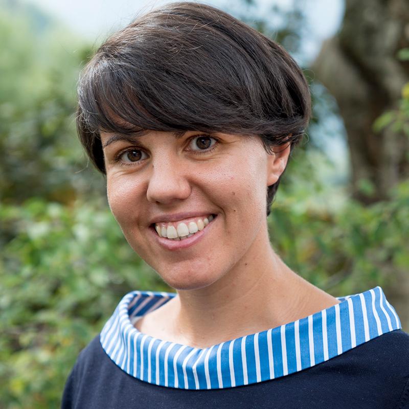 photograph of Verena Wisthaler