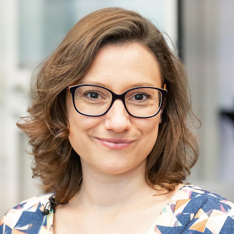 photograph of Amandine Crespy