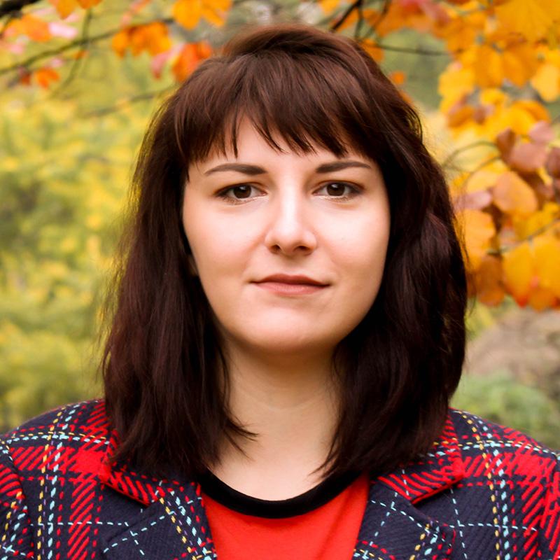 photograph of Maja Gergorić