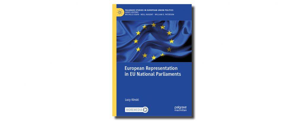 Representation in EU National Parliaments by Lucy Kinski