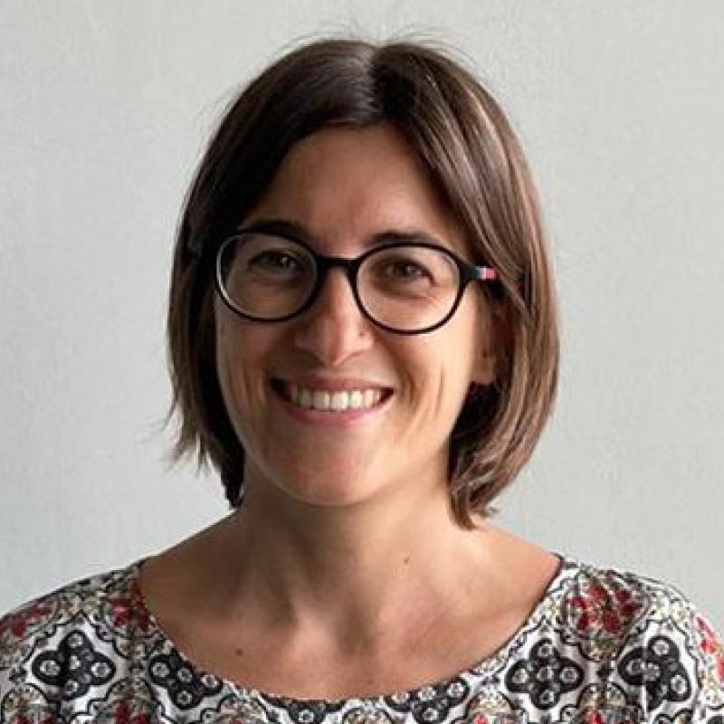photograph of Chiara Maritato