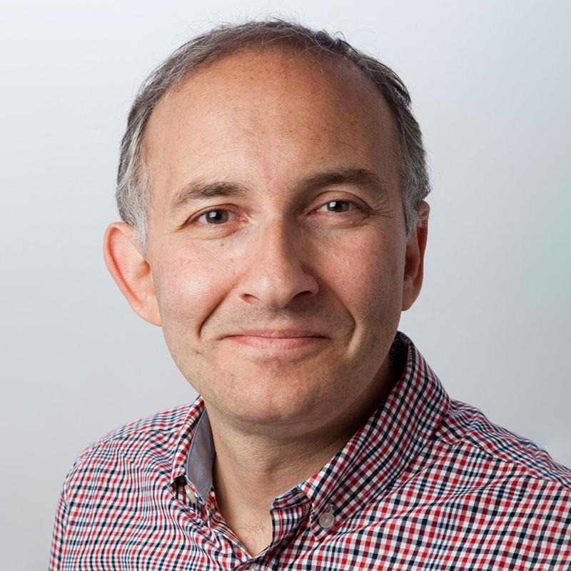 photograph of Neil Winn