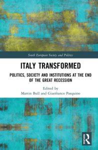Italy Transformed by Martin J. Bull & Gianfranco Pasquino