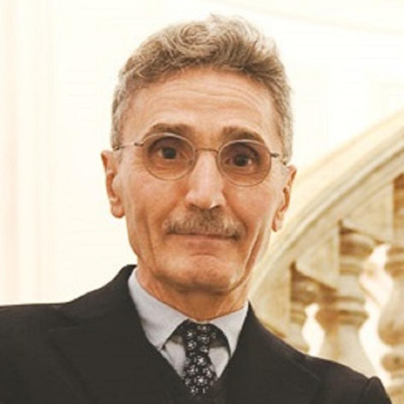 photograph of Sergio Fabbrini