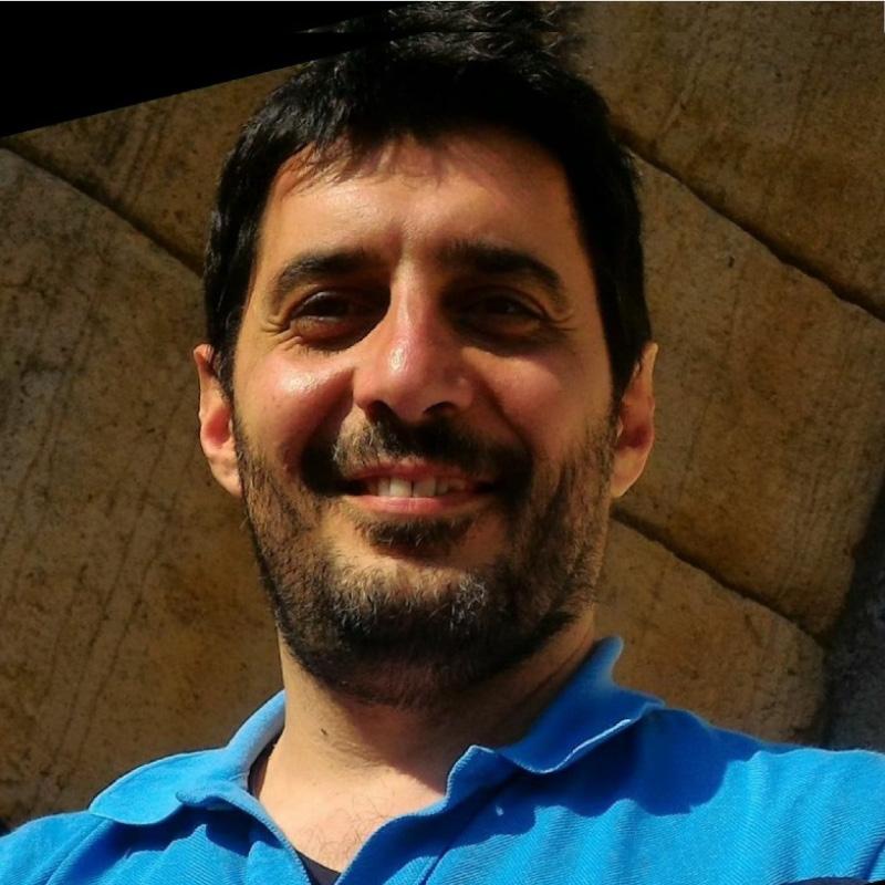 photograph of Davide Pellegrino