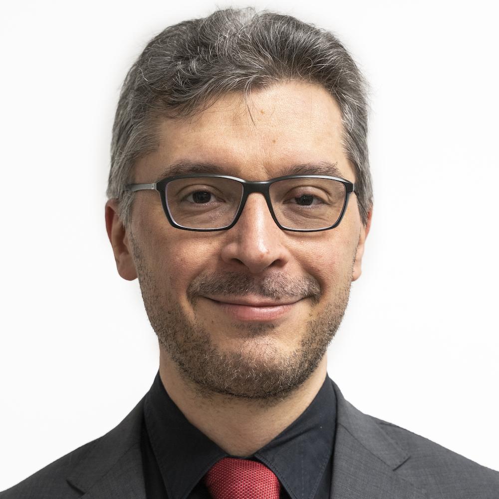 photograph of Stefano Ruzza