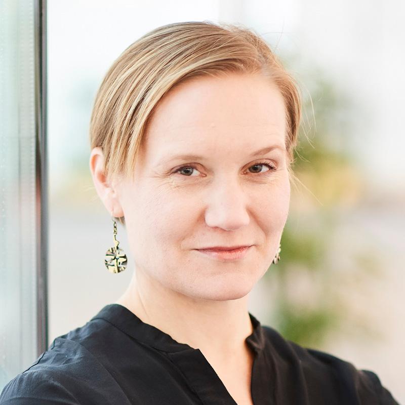 photograph of Anna Elomäki