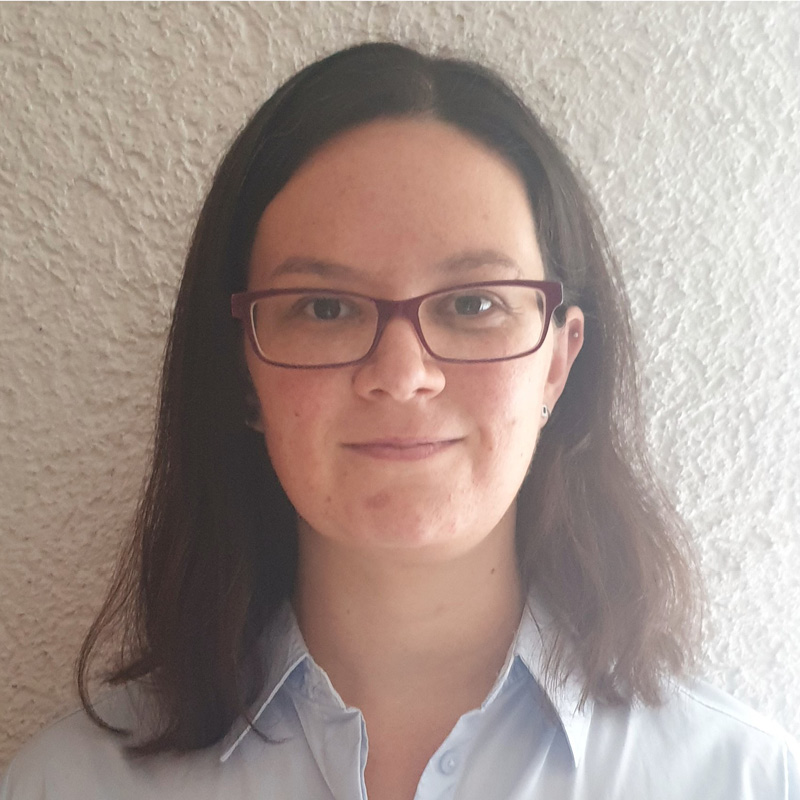 photograph of Svenja Krauss