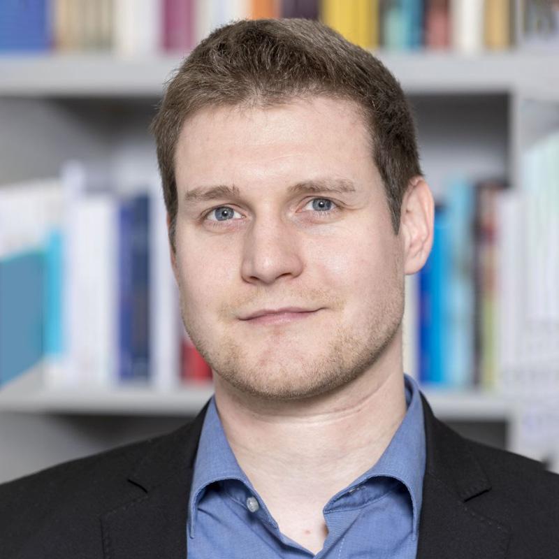 photograph of Markus Patberg