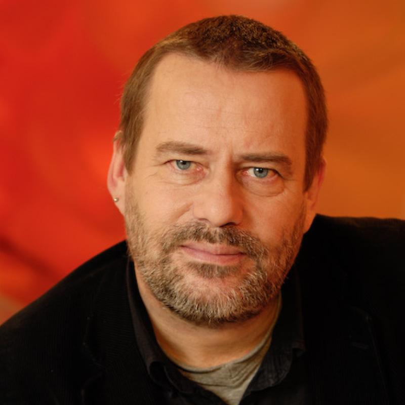 photograph of Joop Van Holsteyn