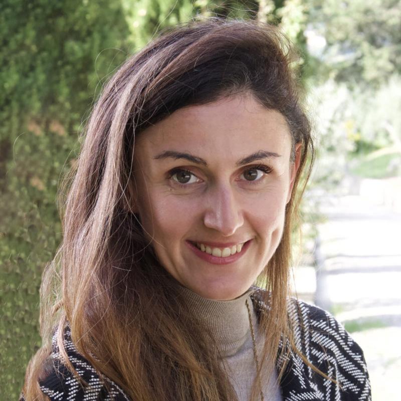 photograph of Jelena Dzankic