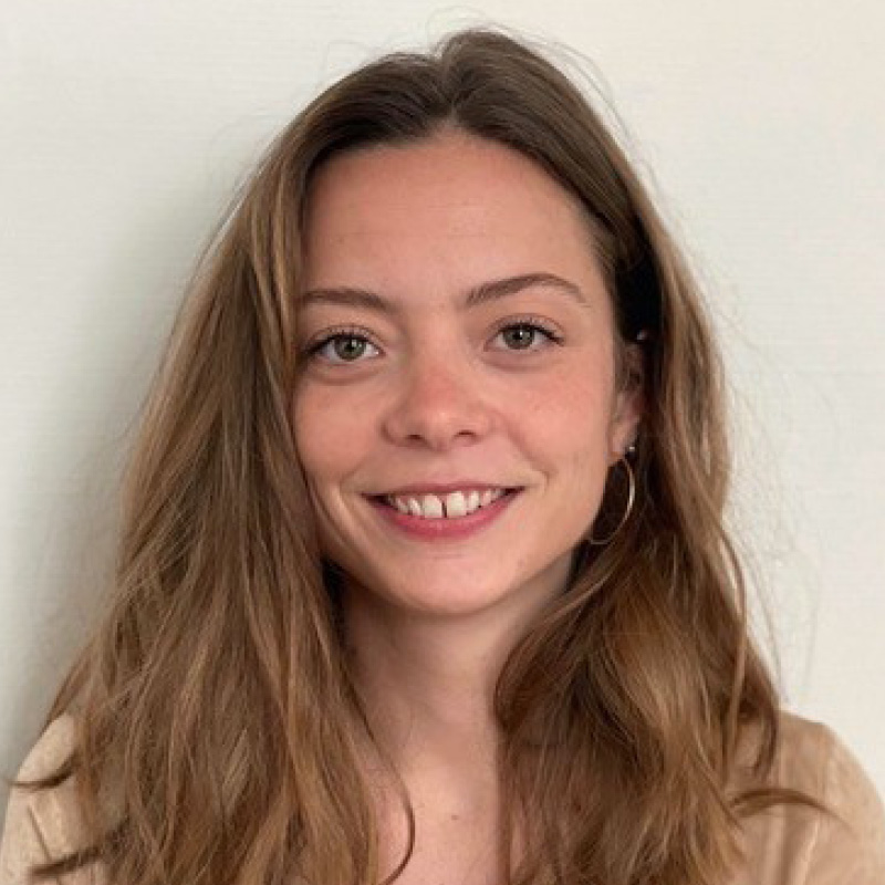 photograph of Emmanuelle Bertout