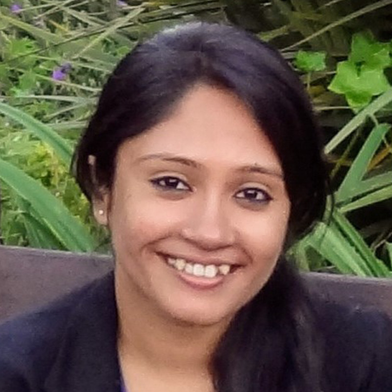 photograph of Urmi Bhattacharyya