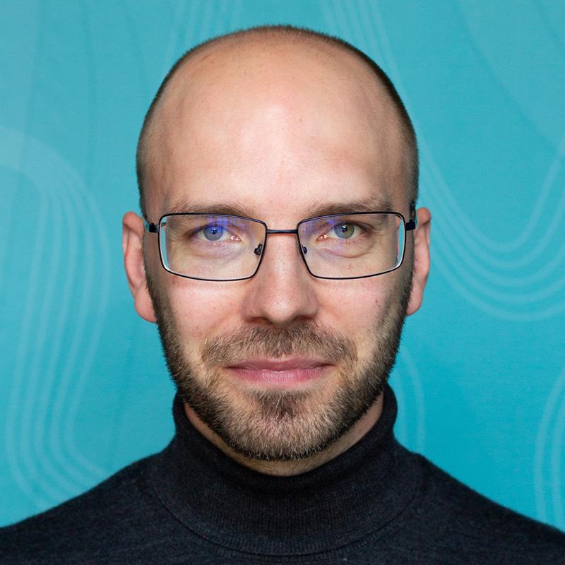 photograph of Jørgen Jensehaugen