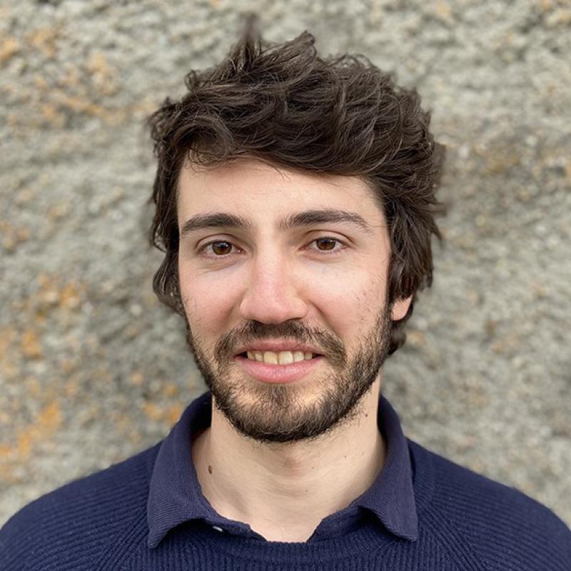 photograph of Alberto Parmigiani