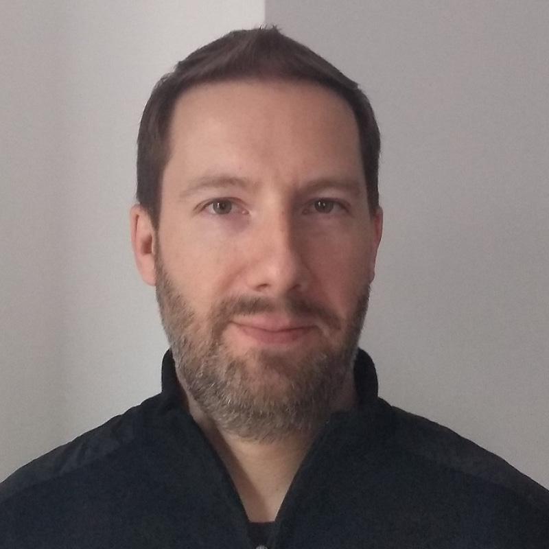 photograph of Matt Polacko
