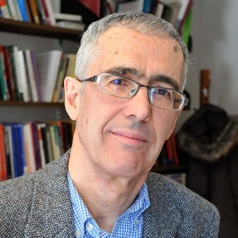 photograph of André Blais