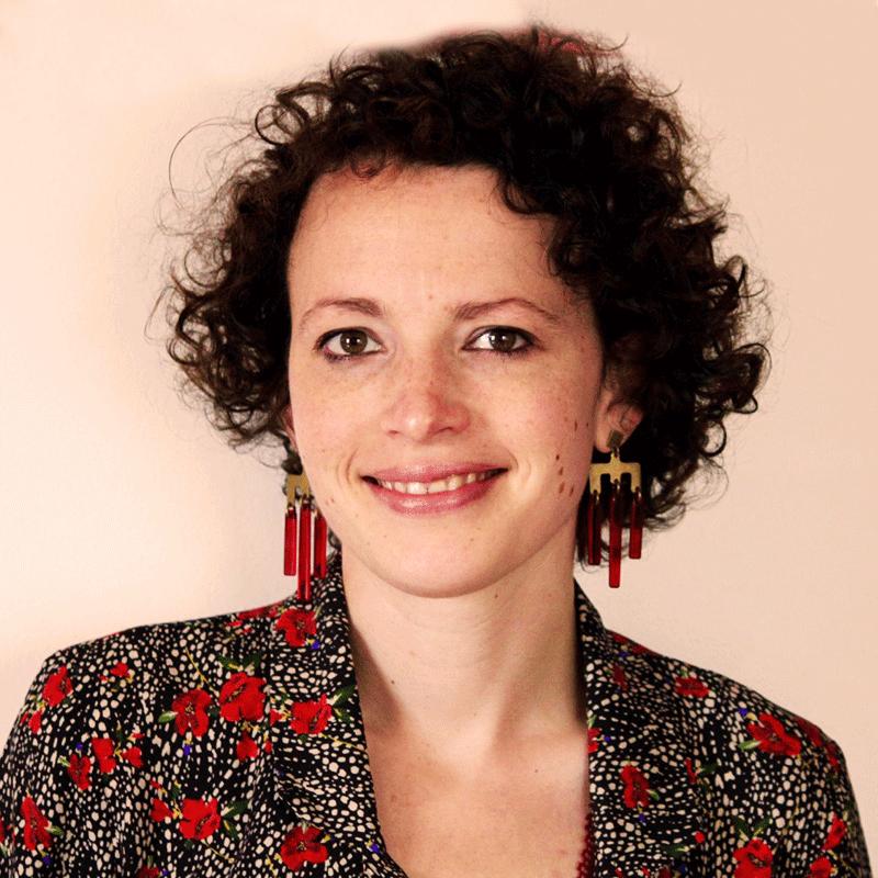 photograph of Marieke Louis
