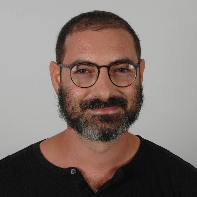 photograph of Luca Manucci