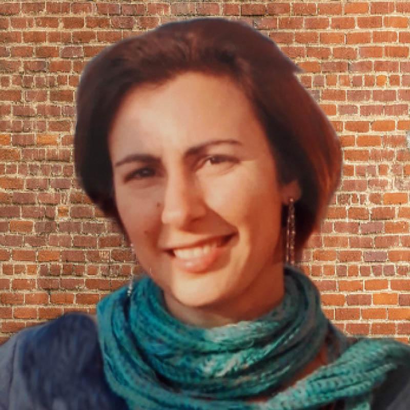 photograph of Giulia Vicentini