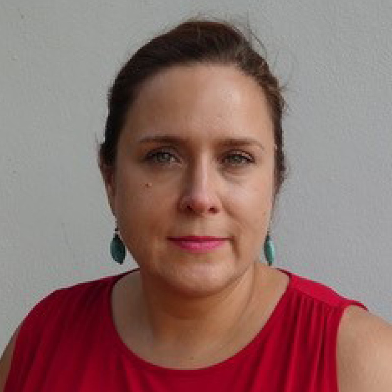 photograph of Petra Guasti