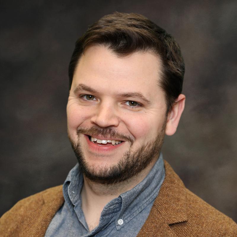 photograph of Richard McAlexander