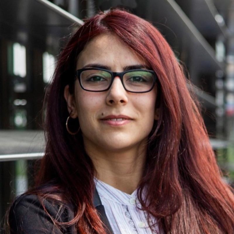 photograph of Ameni Mehrez