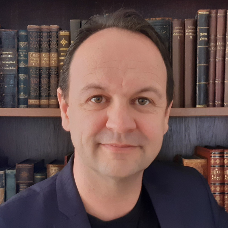 photograph of Markus Pausch