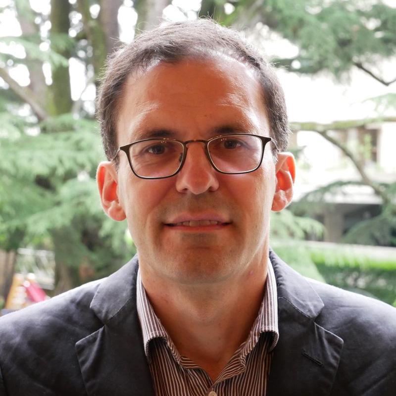 photograph of Damian Raess