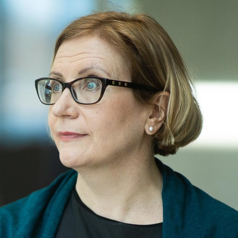 photograph of Maija Setälä