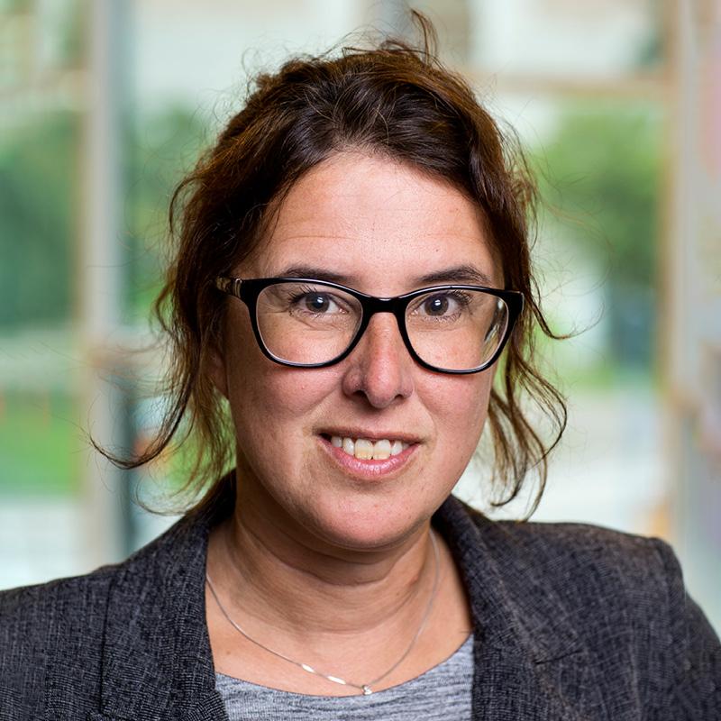 photograph of Monika Bauhr