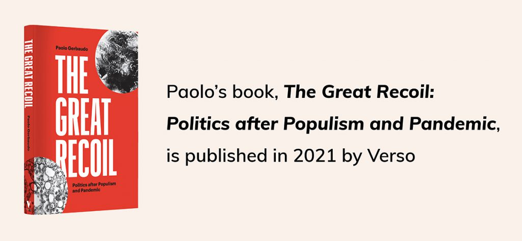 The Great Recoil: Politics after Populism and Pandemic