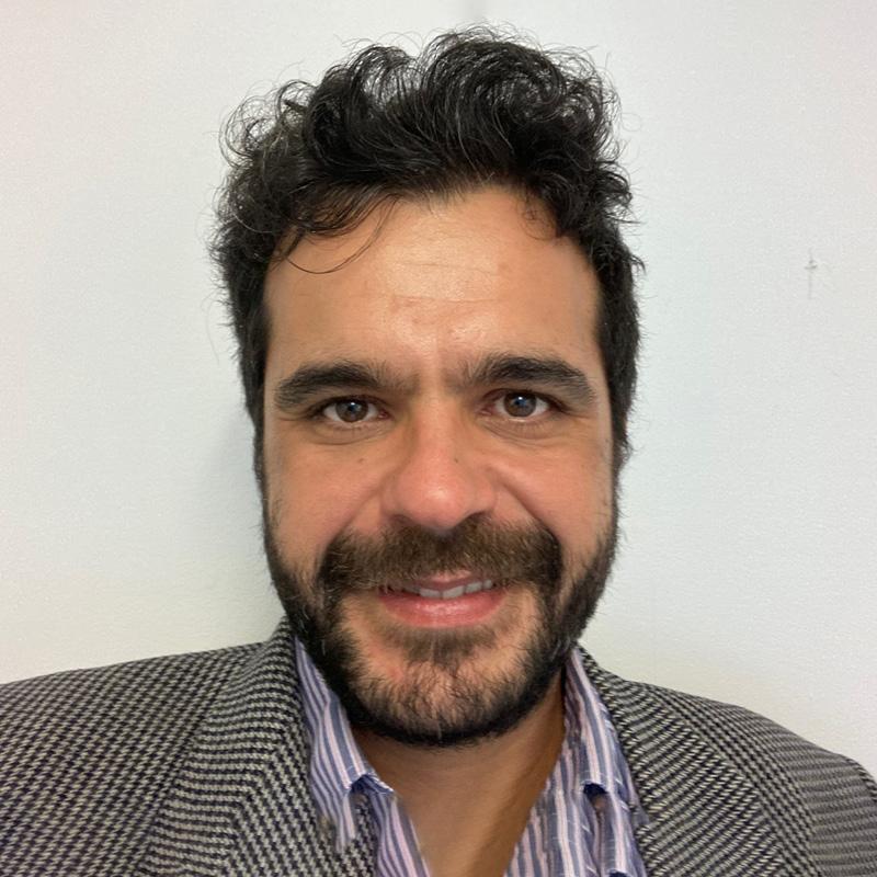 photograph of Paolo Gerbaudo