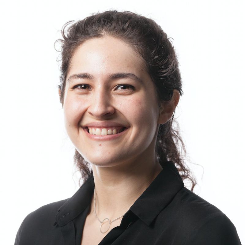 photograph of Gabriella Gricius