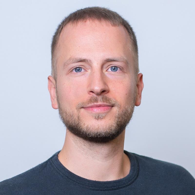 photograph of Sebastian Haug