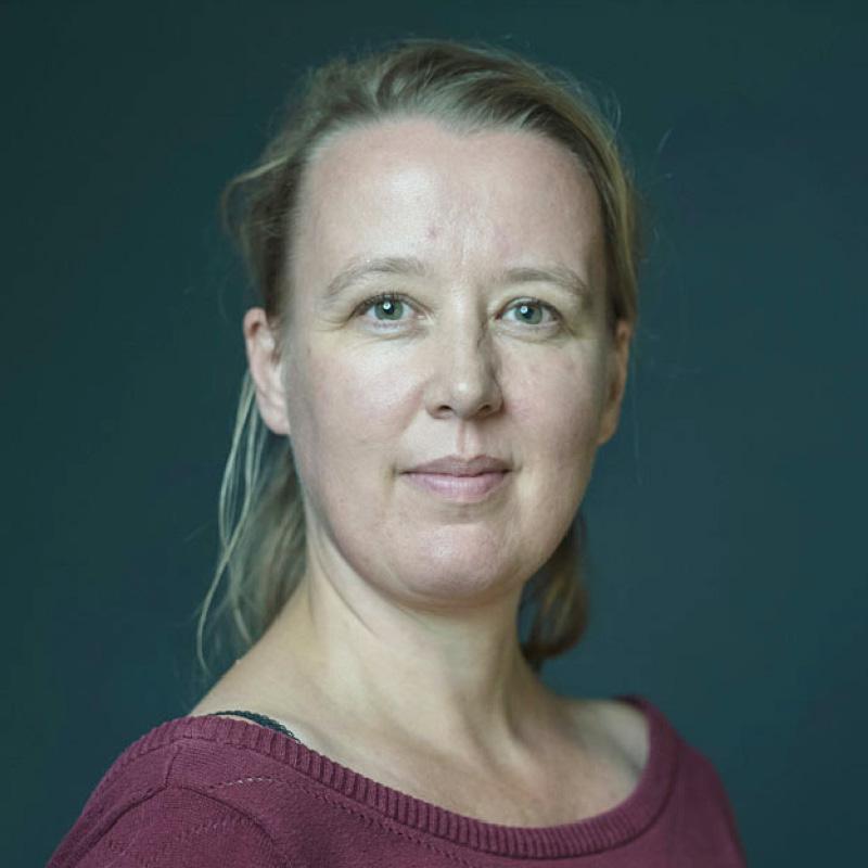 photograph of Femke van Esch